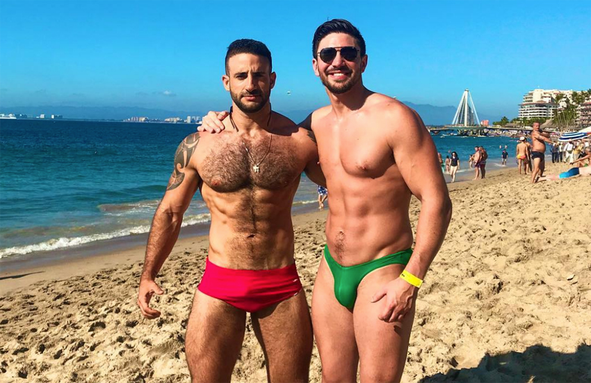 Eliad Cohen and Steve Grand