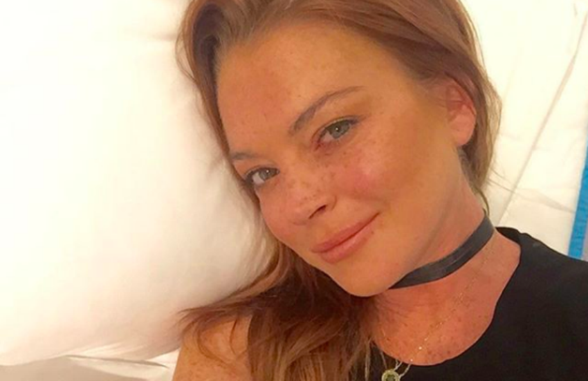 Lindsay Lohan says she only dates men now