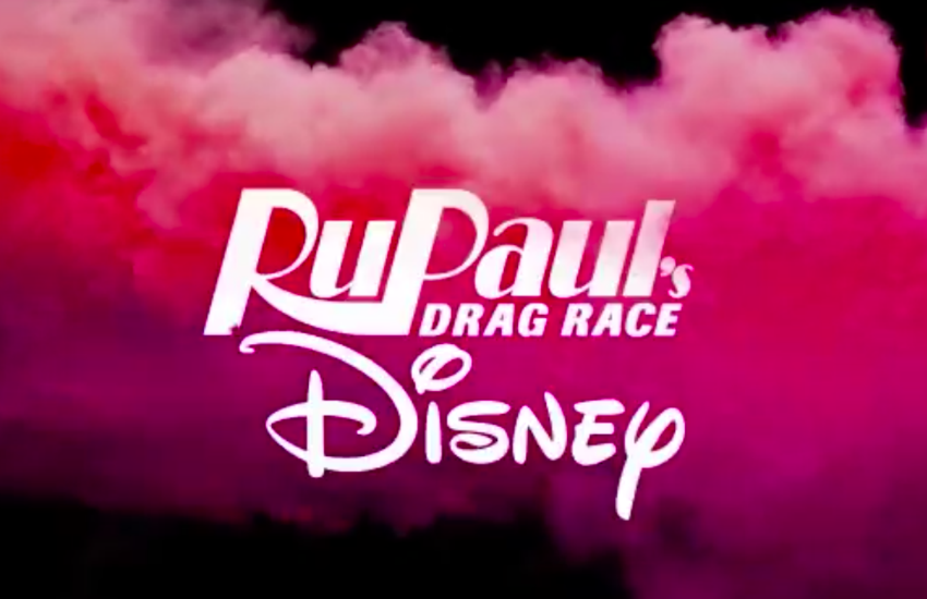 RuPauls Drag Race Disney