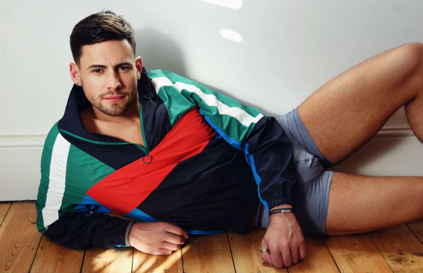 Andrew Brady for Gay Times