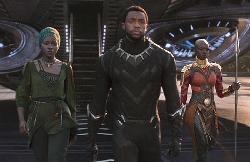 Black Panther originally featured a gay romance