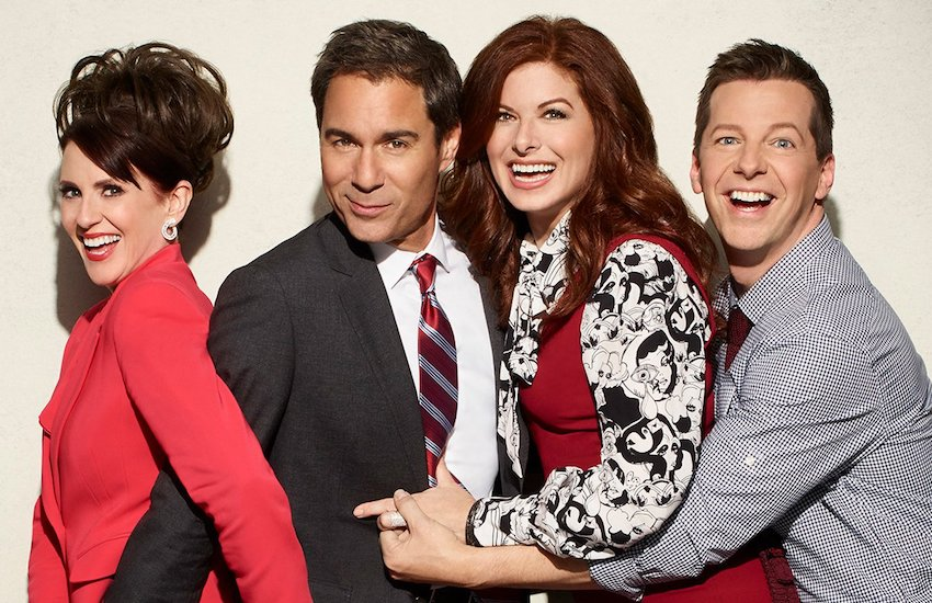 Could we be seeing Will & Grace in LEGO form? | Photo: NBC