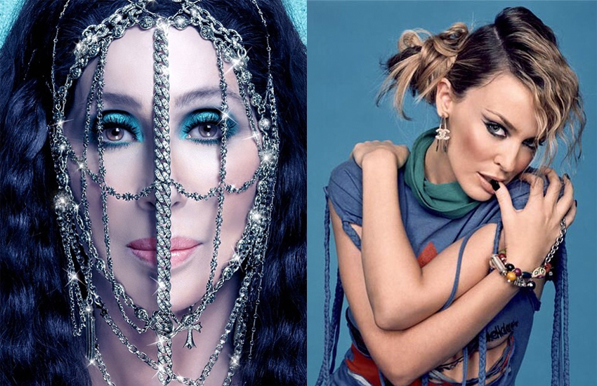 Cher and Kylie