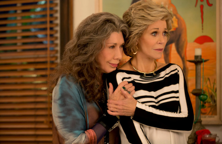 Grace and Frankie is coming back for another season | Photo: Netflix