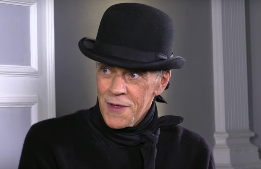 Judy Blame interviewed for the ICA in 2016