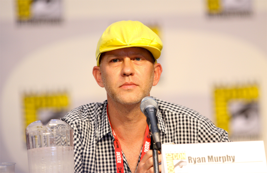 Ryan Murphy at San Diego Comic-Con