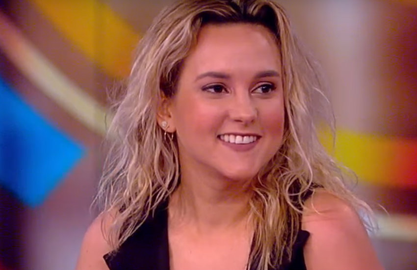 Charlotte Pence, the VP's daughter