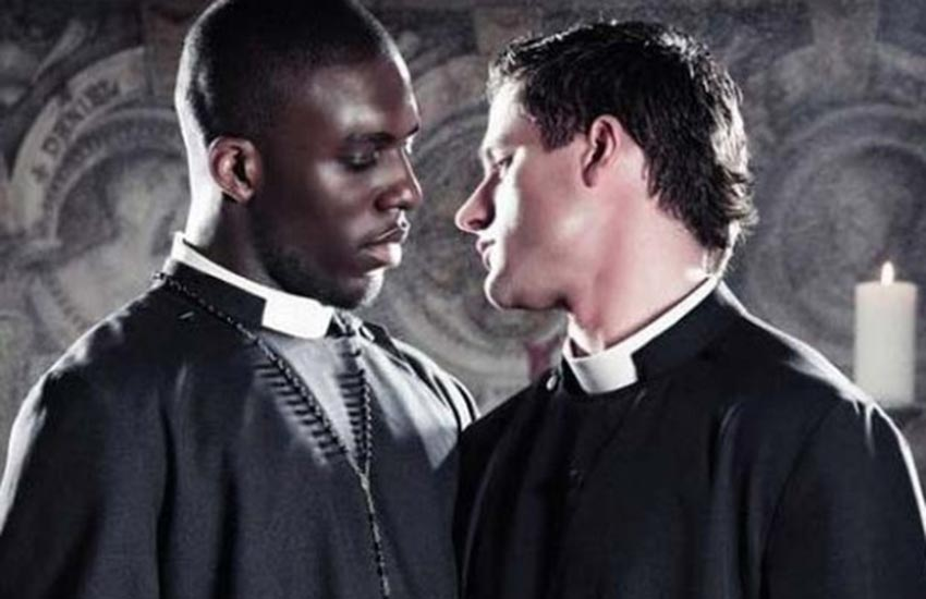 Vatican has been sent a 1,200 page dossier naming 40 actively gay priests in the Catholic church in Italy by a gay escort