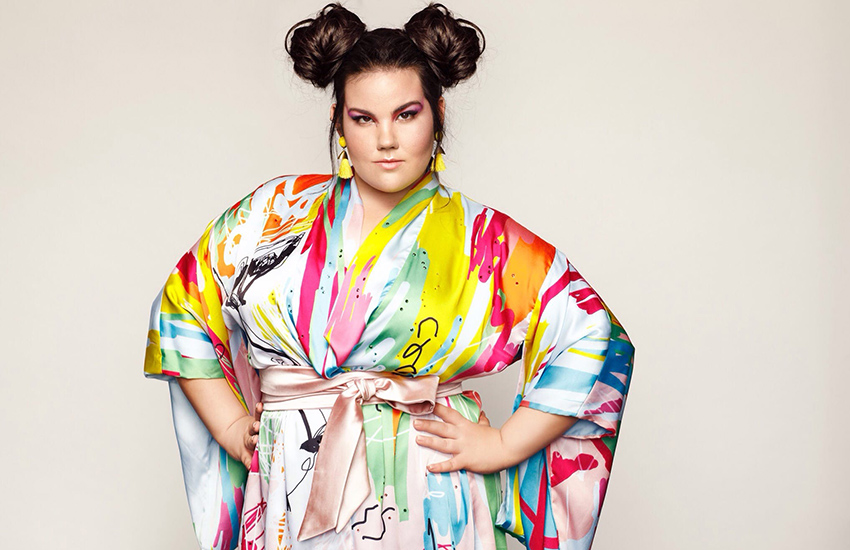 Netta's Toy is the hot favorite to win Eurovision Song Contest