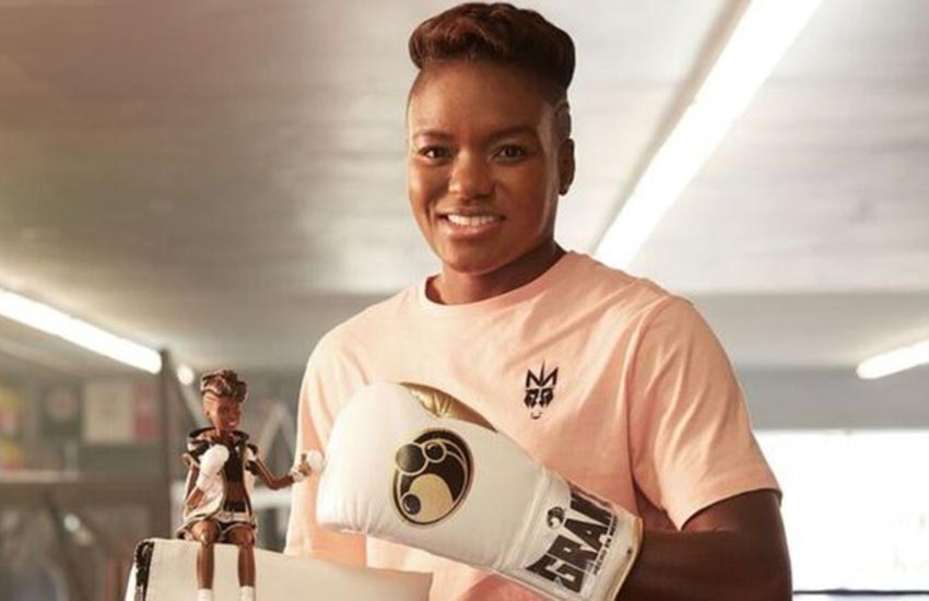 Nicola Adams has been turned into a Barbie doll | Mattel