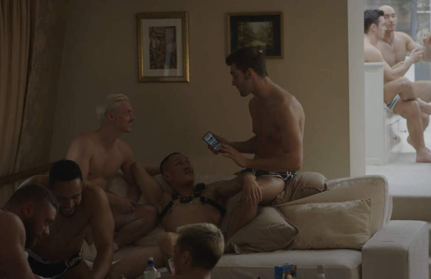 56 Dean Street is starting a chemsex first aid class G'O Clock is a short film that follows a chemsex party drugs | Photo: Mitch Marion