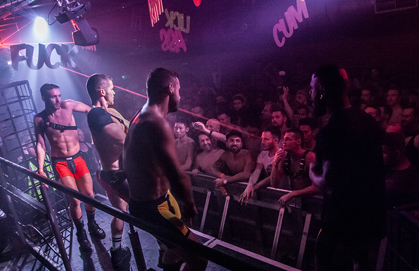 Come down to the hottest night in the London club calendar