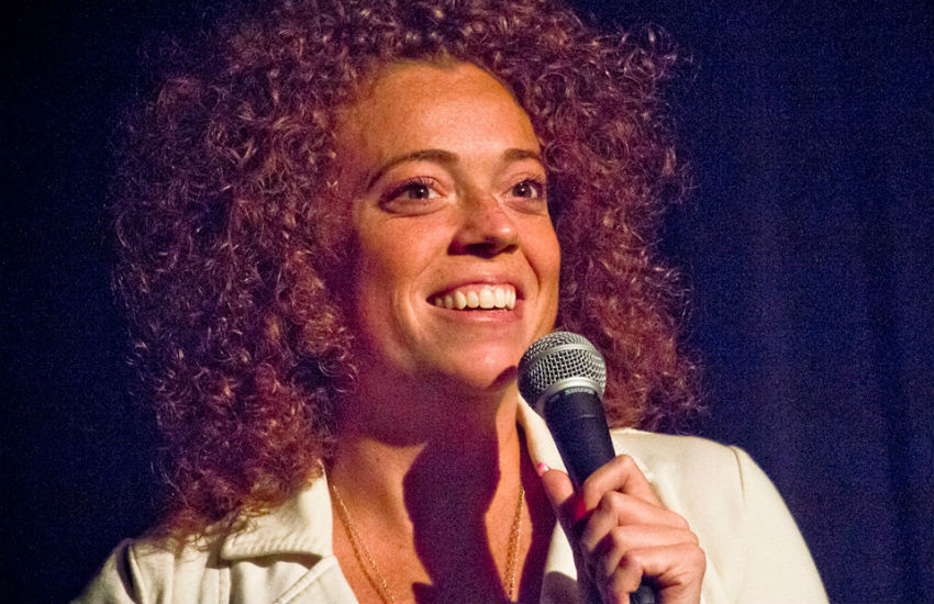 Comedian Michelle Wolf