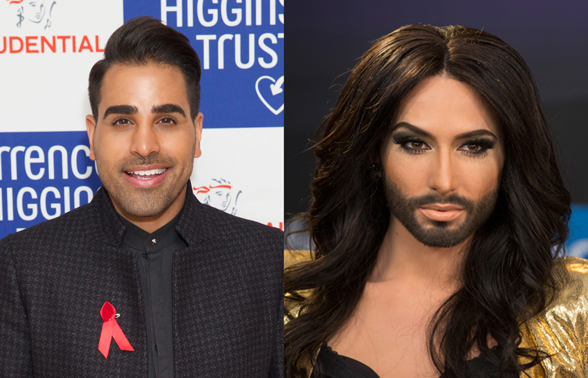This Morning's Dr Ranj Singh and Eurovision icon Conchita