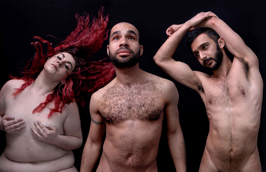 This is why these LGBTI people got naked with a message about real bodies