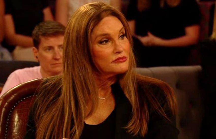 Caitlyn Jenner appeared during the Genderquake debate