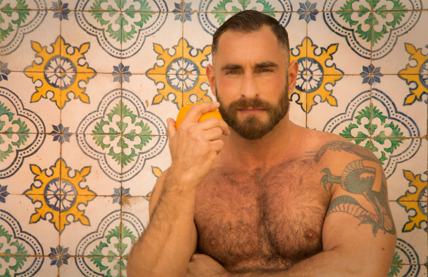 The Bear-Naked Chef wants to take you on a cruise youll