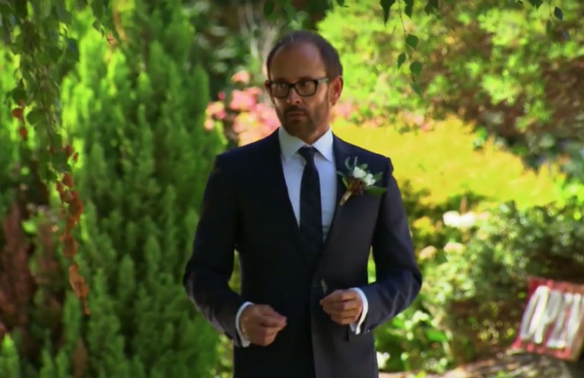 Craig Roach on Married at First Sight