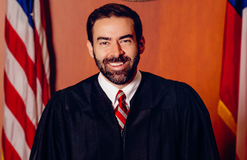 Mike Jacobs, Georgia judge