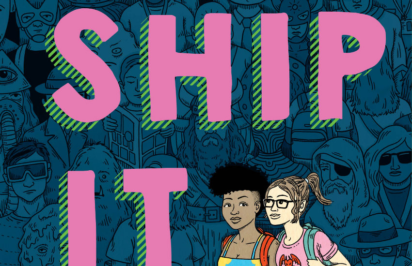Ship It, a book about fandom