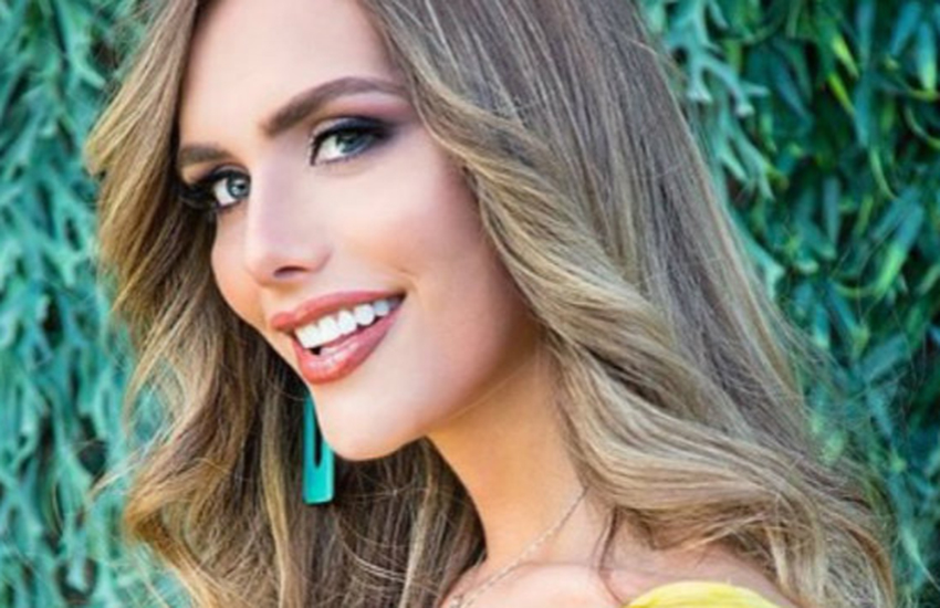 Angela Ponce has become the first trans woman of Miss Universe in Spain