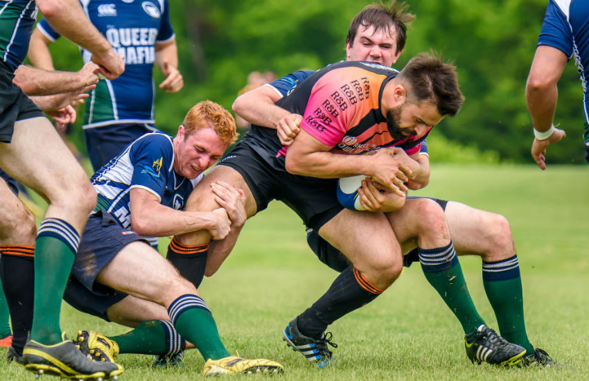 Gbtq Rugby Team Hits Back After Homophobic Taunts