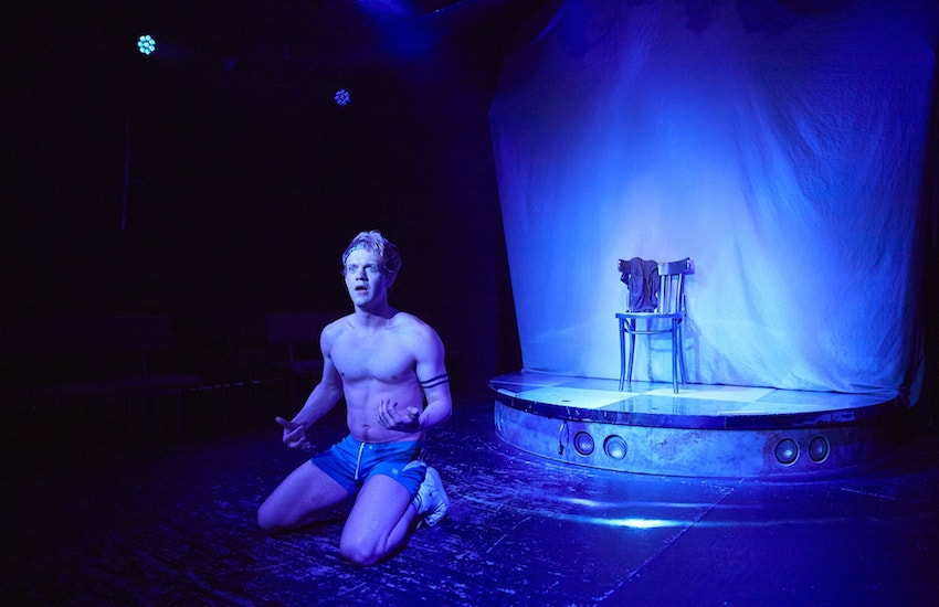 The Chemsex Monologues follow four people with interconnecting stories on the high and horny scene | Photo: Patrick Cash / Dionysis Livanis