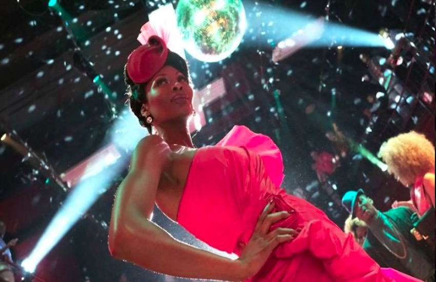 Dominique Jackson as Elektra Abundance in Ryan Murphy's FX show Pose