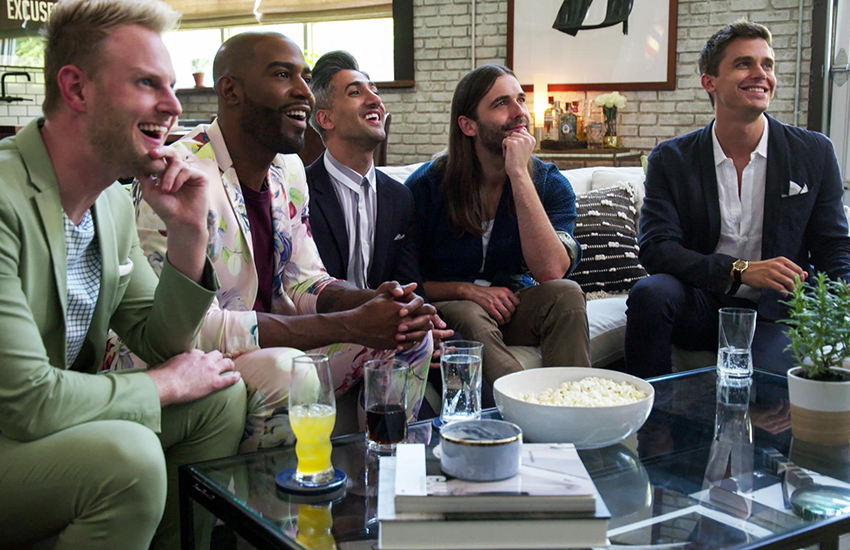 Queer Eye will air on 15 June