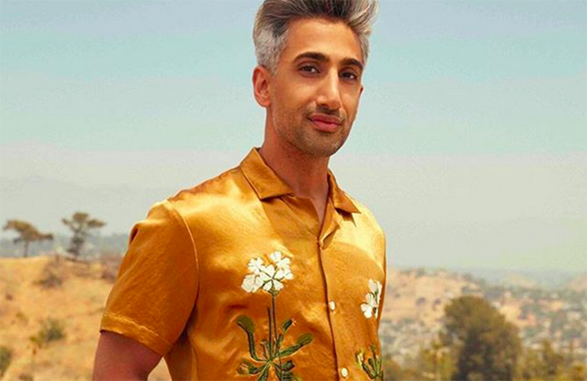 Queer Eye's Tan France on how his family accepted his sexuality