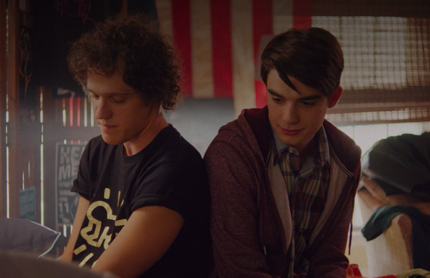 Alex Strangelove is a story of a gay boy fighting off heteronormative ideas