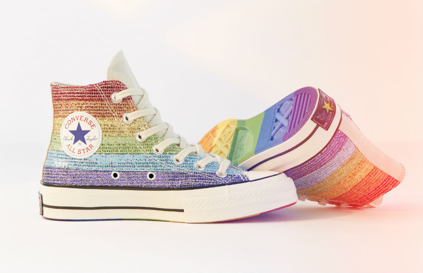Part of the new Converse Pride 2018 collection