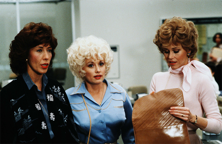 Lily, Dolly and Jane in 9 To 5