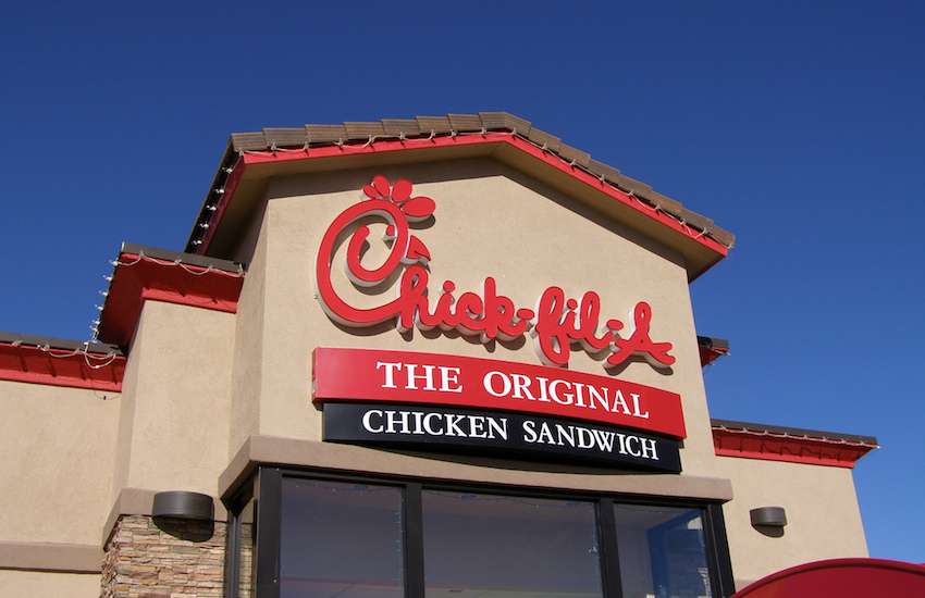 American fast food chain Chick-fil-A plans to open shop in Toronto next year
