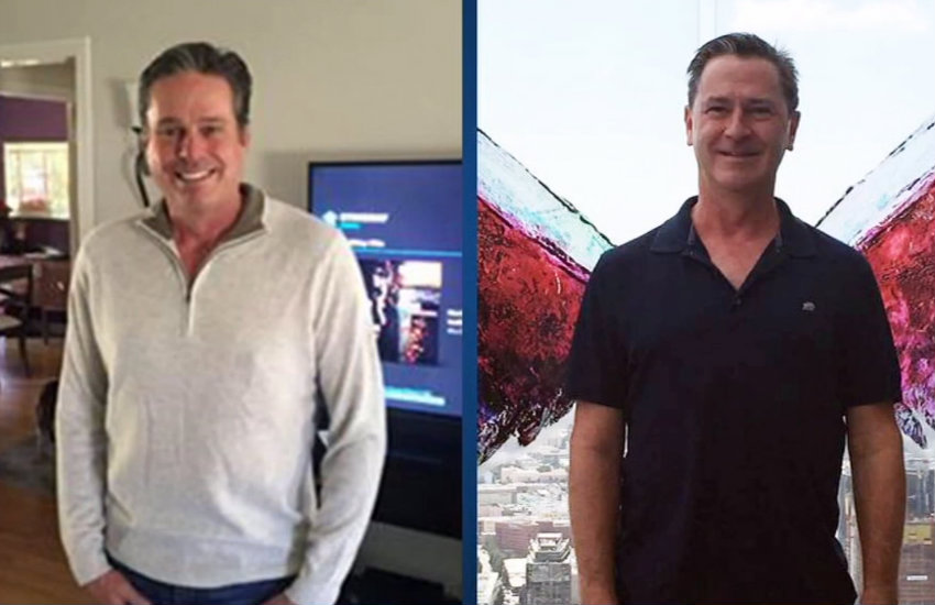 California fathers, Ken Coll and Tom Boulet