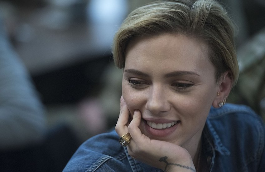 Scarlett Johansson stepped down from playing a trans man in Rub & Tug after backlash