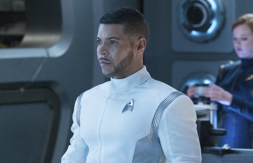 Wilson Cruz in Star Trek: Discovery