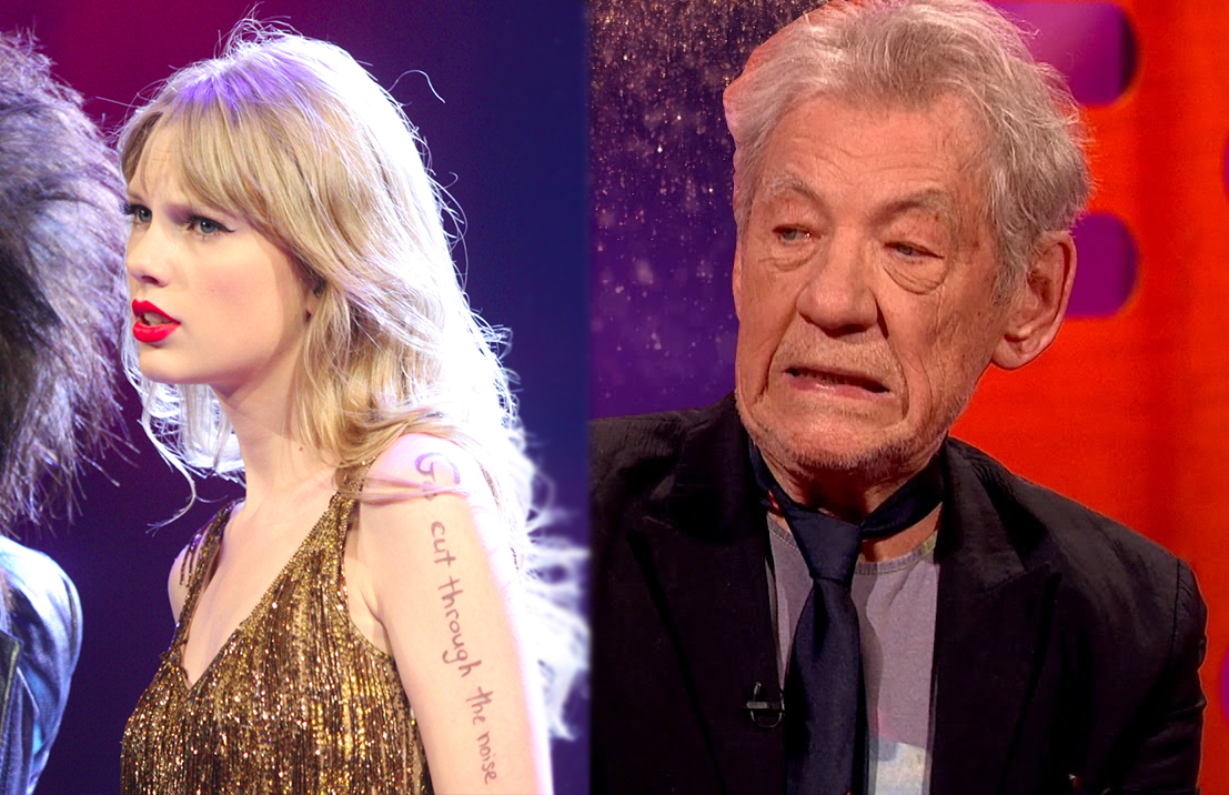 Taylor Swift and Ian McKellen will star in Cats