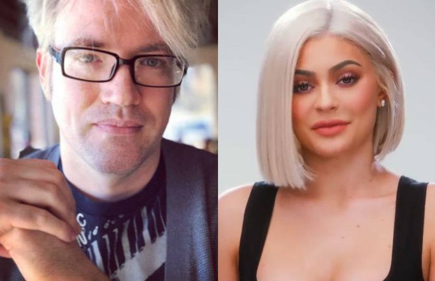 Shawn Decker and Kylie Jenner (Photo: Twitter/Wikimedia Commons)