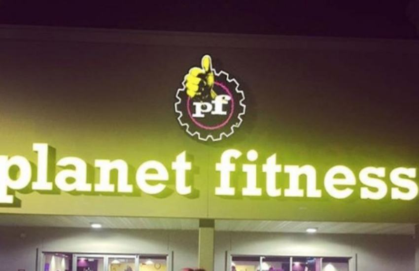 Planet Fitness maintain a 'judgement-free zone' policy (Photo: Instagram)
