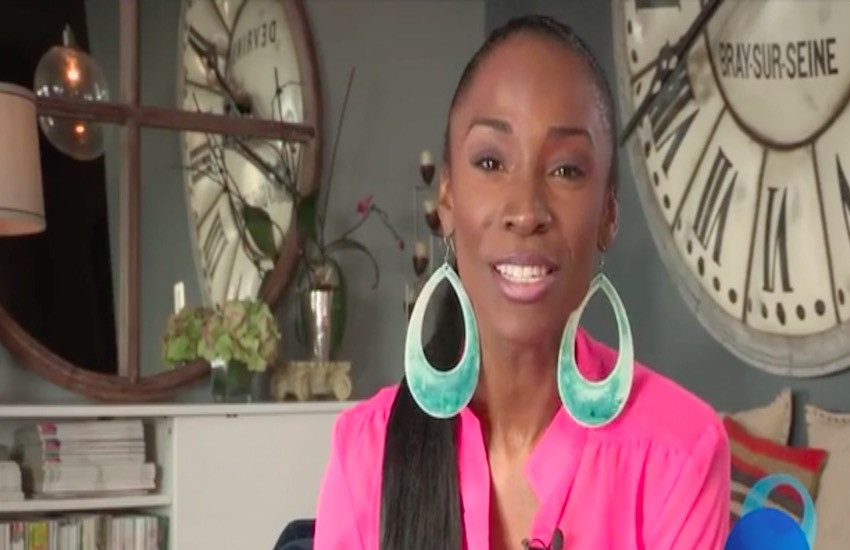 Trans business woman, model, techie, and actor Angelica Ross