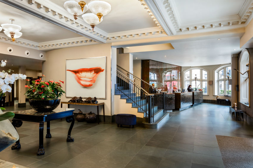 Would you want to stay in the Radisson Blu Edwardian, Bloomsbury Street hotel?