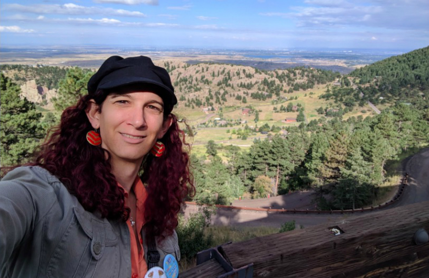 40-year-old Brianna Titone could become Colorado's first trans representative