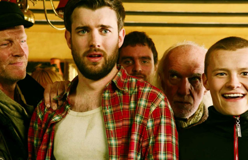 Jack Whitehall in his largest acting role, Bad Education