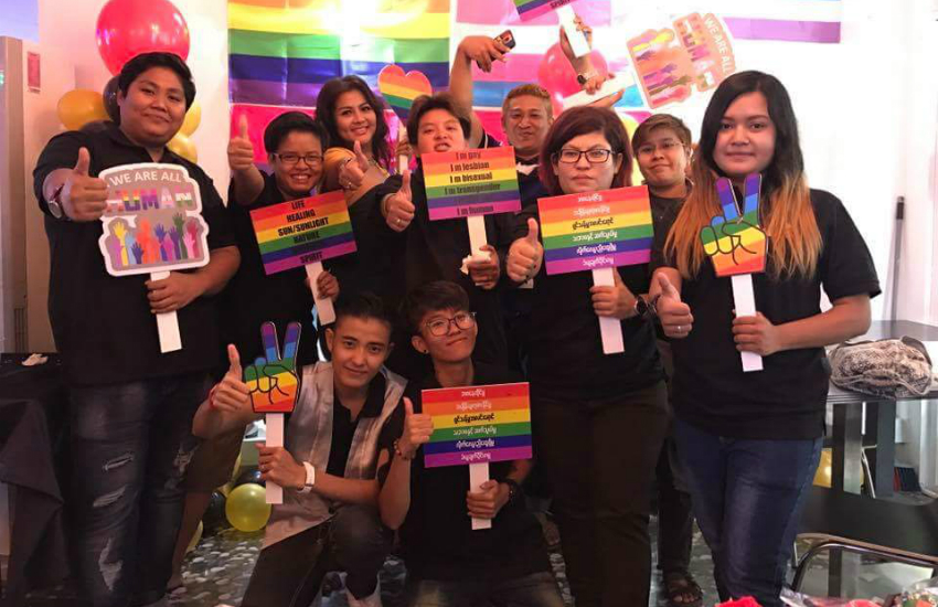 LGBTI cafe My Place opens in Myanmar's commercial hub, Yangon