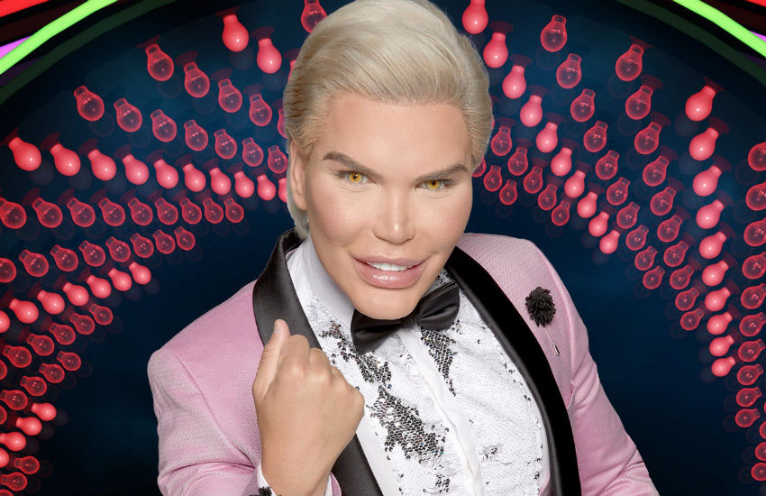 Human Ken Doll Rodrigo Alves under fire for using n-word