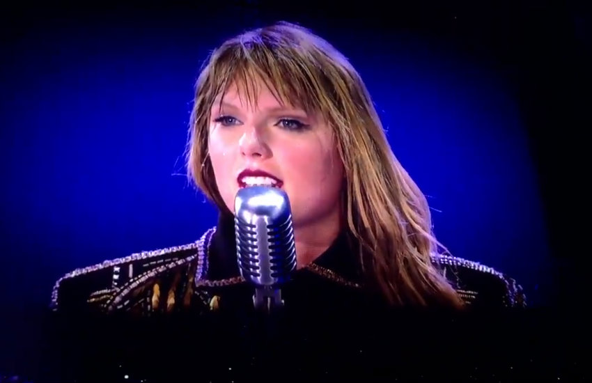 Taylor Swift Gives Emotional Speech At Concert A Year After Her Sexual Assault Trial