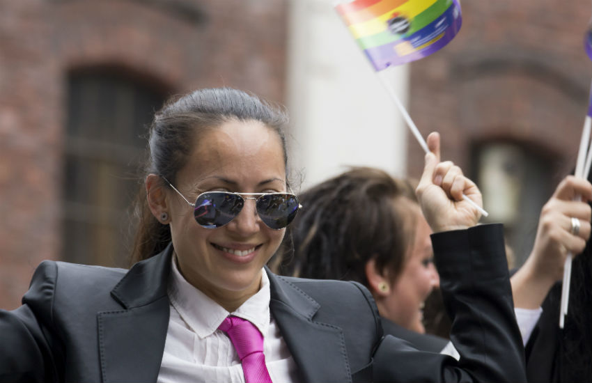 LGBTI employees do better when they're out and proud