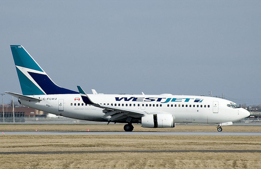 A trans woman was outed on a WestJet flight by a gate agent