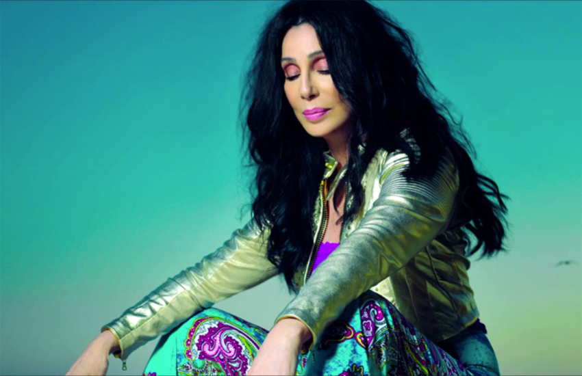 Cher is back